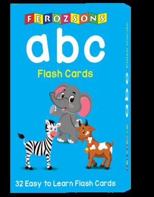 a b c Flash Cards Ferozsons