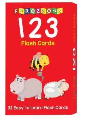 1 2 3 Flash Cards