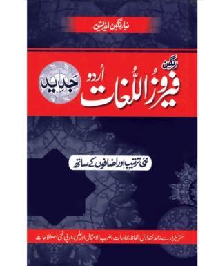 Rangeen Feroz Ul Lughat Urdu Jadeed