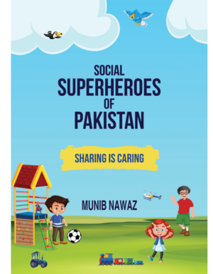 Social Superheroes Of Pakistan