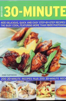 30-minute Cookbook