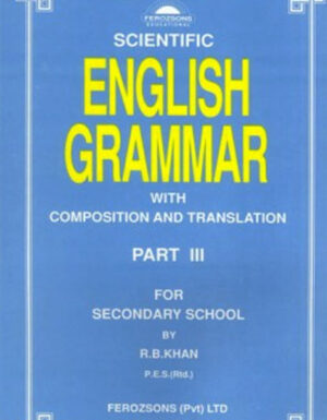 Scientific English Grammar – Part III