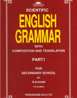 Scientific English Grammar – Part I