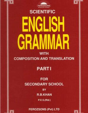 Scientific English Grammar – Part I