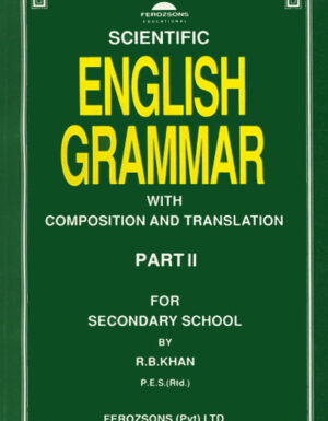 Scientific English Grammar – Part II