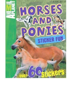 Sticker Fun Horses and Ponies