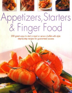 Appetizers Starters & Finger Food