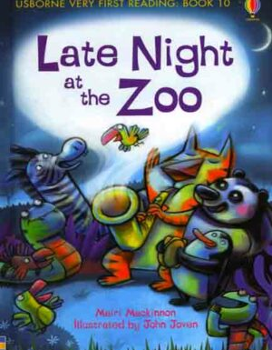 Late Night At The Zoo :Very First Reading:Book 10