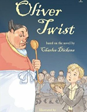 Yng Reading gift ed Oliver Twist