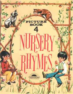 Nursery Rhymes Picture Book 4