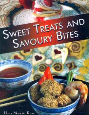 Sweet Treats And Savoury Bites