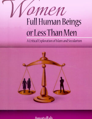 Women Full Human Beings Or Less Than Men