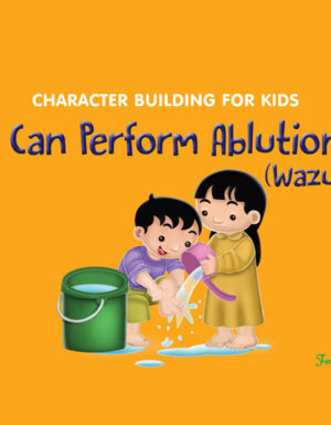 I Can Perform Ablution (Wazu)